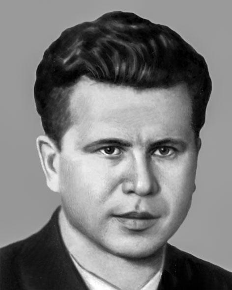 Михеїв Кость Єгорович