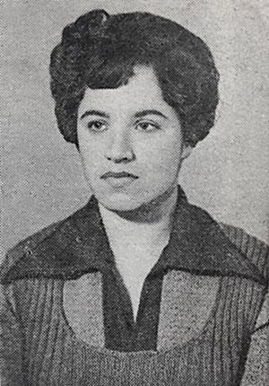 Гнатенко (Плоткіна) Валерія Володимирівна
