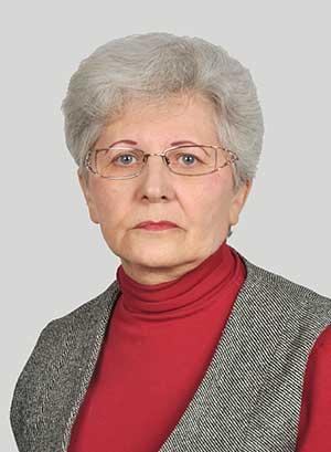 Єгорова Людмила Борисівна