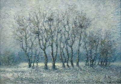 «Зимові гнізда».